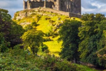 10 nejpůsobivějších hradů Irska