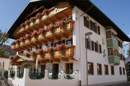 Goldene Rose (Bruneck) - v březnu