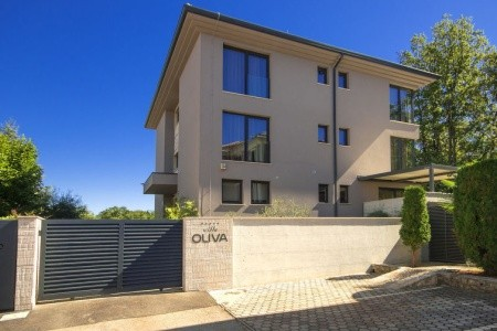 Villa Oliva - v únoru