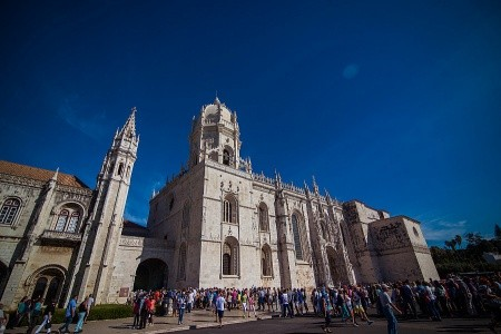 To nejlepší z Lisabonu + MOŘE + OSLAVY SV. ANTÓNIA (letecky  - v červnu