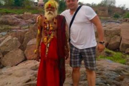 India meglátogatása? Kulturális sokk – is.