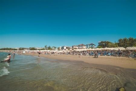 Turecko Side Trendy Beach Side 12 dňový pobyt All Inclusive Letecky Letisko: Bratislava júl 2021 ( 3/07/21-14/07/21)