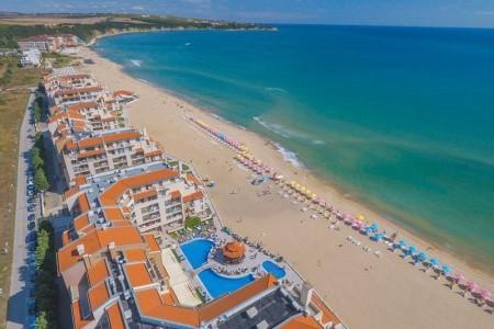 Bulharsko Obzor Obzor Beach Resort 12 dňový pobyt All Inclusive Letecky Letisko: Bratislava august 2021 (14/08/21-25/08/21)