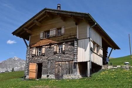 Alphütte Gibelhüttli