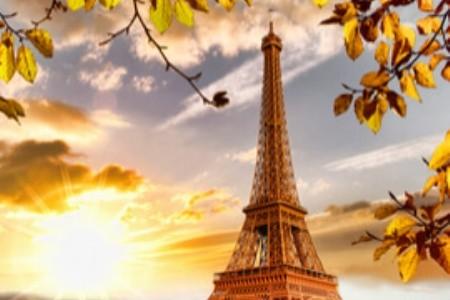 Késő őszi romantika Párizsban
