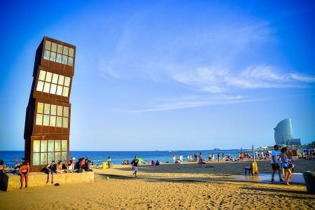 To nejlepší z Barcelony + MOŘE (letecky z Prahy) - Barcelona v létě - Španělsko