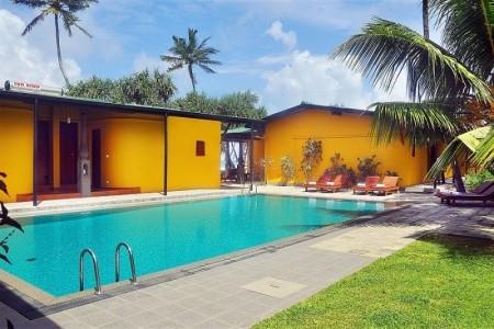 The Beach Cabanas Retreat & Spa - Koggala - Srí Lanka