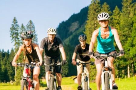 Rakouskem na kole bez starostí a zavazadel