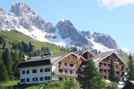 Residence Rododendro Club (Passo San Pellegrino) - Tre Valli 2021 | Dovolená Tre Valli 2021