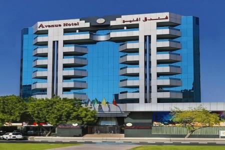 Spojené arabské emiráty Dubaj Avenue Dubai 8 dňový pobyt Polpenzia Letecky Letisko: Praha september 2021 (29/09/21- 6/10/21)