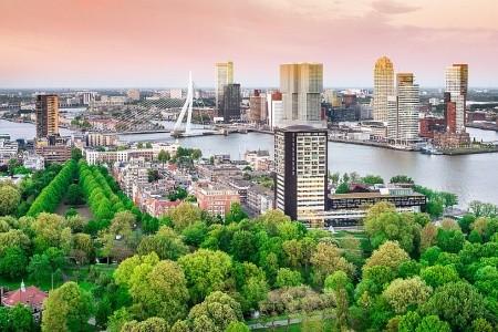 To nejlepší z Amsterdamu + ROTTERDAM (letecky z Pr Snídaně