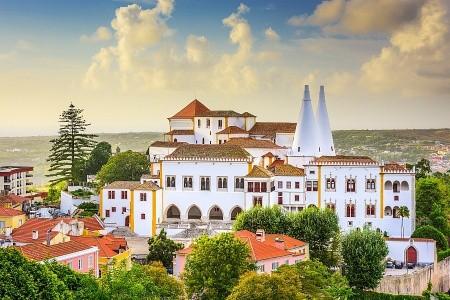 To nejlepší z Lisabonu + STŘEDNÍ PORTUGALSKO (letecky z Prah - v dubnu