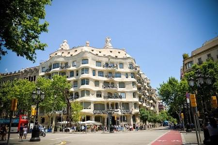 To nejlepší z Barcelony + LA PEDRERA (letecky z Ostravy – Ka - Barcelona v létě - Španělsko