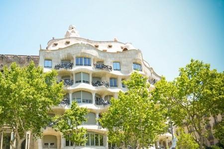 To Nejlepší Z Barcelony + La Pedrera (Letecky Z Prahy) - Španělsko v listopadu