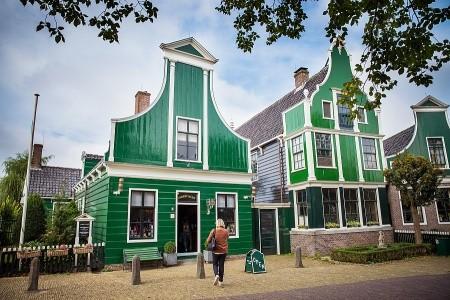 To nejlepší z Holandska (autobusem) Snídaně