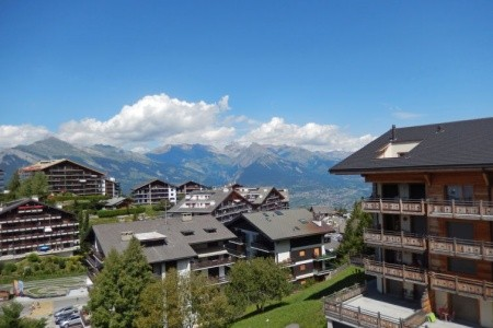 Prameiraz 10 - Švýcarsko v květnu