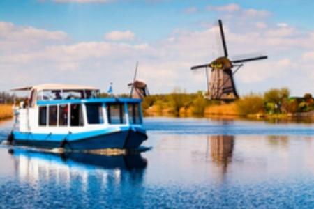 Holandskem na lodi!