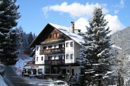Hotel La Campagnola Pig- Moena