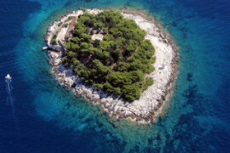 Objavte 10 prekrásnych malých ostrovov v Chorvátsku