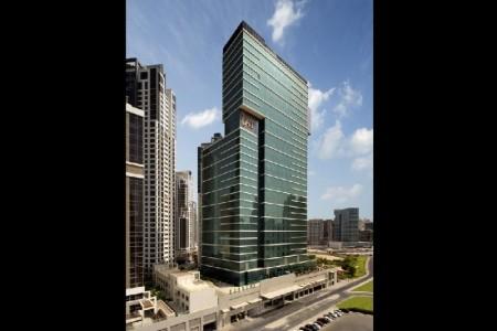 Taj Dubai Downtown - Plná penze