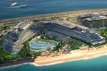 W Dubai - Dovolená Spojené arabské emiráty 2021/2022