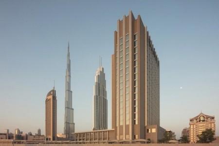 Rove Downtown Dubai - Dubaj - Spojené arabské emiráty