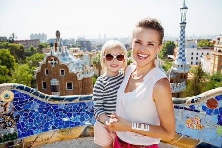 Barcelona Pro Rodiče A Děti (Letecky Z Prahy) - S dětmi