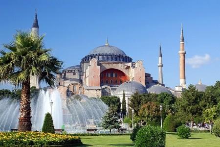 To nejlepší z Istanbulu + KVĚTINOVÉ ZAHRADY (letecky z Prahy - v dubnu