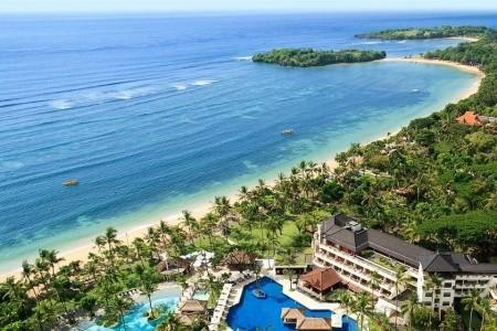 Nusa Dua Beach Hotel & Spa - Letecky