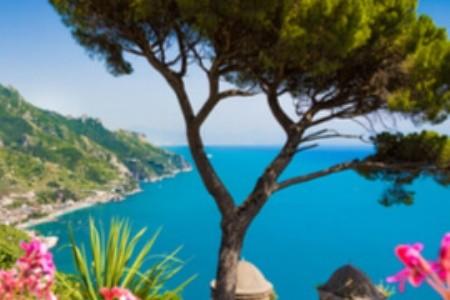 Az Amalfi-part, Dél-Olaszország lenyűgöző látványossága