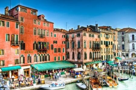 Rialto - Benátky 2021 | Dovolená Benátky 2021