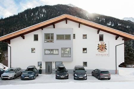 Nejlevnější St. Anton - Rakousko