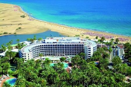 Seaside Palm Beach - v září
