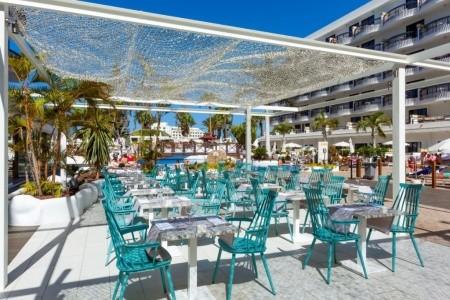 Kanárske ostrovy Tenerife Tigotan Lovers & Friends Playa De Las Americas 8 dňový pobyt Polpenzia Letecky Letisko: Viedeň august 2021 ( 5/08/21-12/08/21)