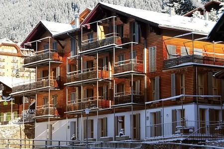 Breithorn-Residence - Švýcarsko 2022