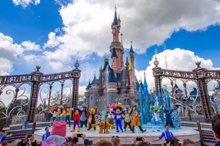 Pohádkový zájezd do Paříže a Disneylandu - Eiffelova věž, mo - Slevy
