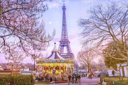 Jeden den v Disneylandu s fotopauzou u Eiffelovky - Levně