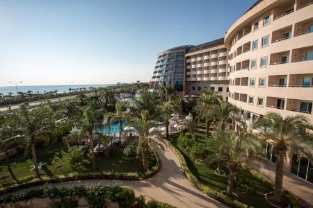 Long Beach Resort & Spa - Turecká Riviéra na jaře - Turecko