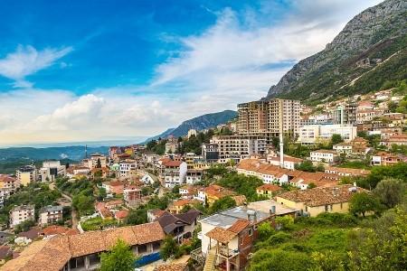 To nejlepší z Albánie + JÍZDA DŽÍPEM HORSKOU PŘÍRODOU (letec - First Minute
