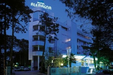 Hotel Alemagna - Dovolená Itálie 2021