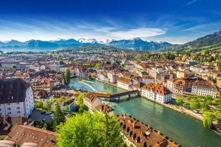 Švýcarsko s výletem do Chamonix a lanovkou k masiv - Švýcarsko - zájezdy