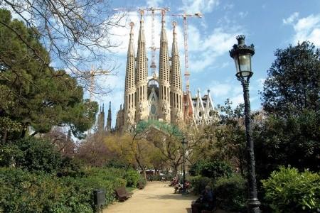 Barcelona od A do Z a Montserrat - Barcelona s polopenzí na jaře