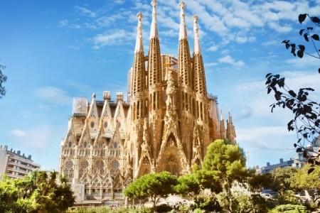 Barcelona letecky - Jarní dovolená