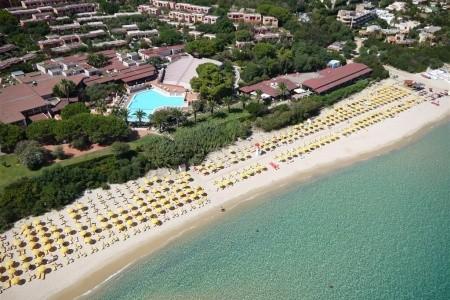 Free Beach Club - Plná penze