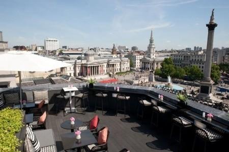 The Trafalgar Hotel Snídaně
