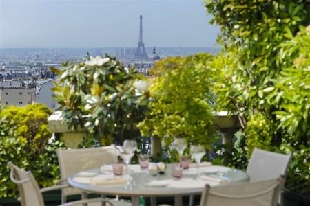 Terrass Hotel - Francie letecky