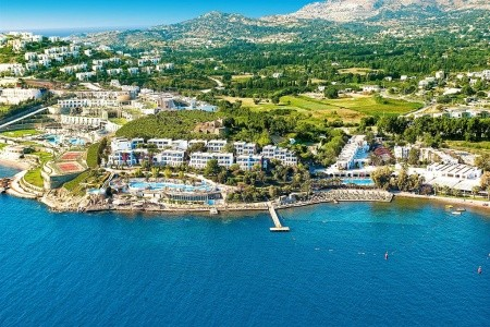 Kadikale Resort, Turecko, Bodrum