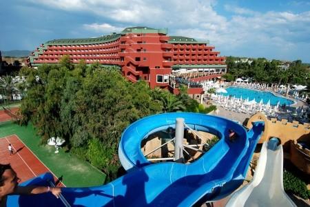 Delphin Deluxe Resort - Turecká Riviéra v létě - Turecko