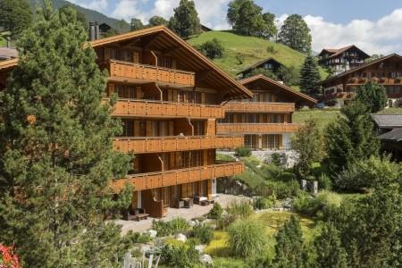 Chalet Smaragd - Švýcarsko v dubnu