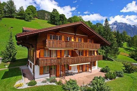 Chalet Hori - Švýcarsko - dovolená